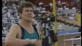 【1992年バルセロナオリンピック】男子棒高跳び ブブカ