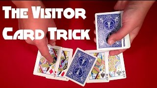 The Visitor Card Trick!