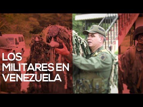 Los militares que sostienen a Maduro en el poder | El Espectador