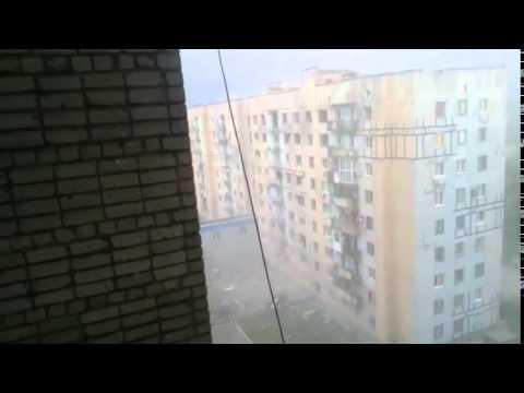 Обстрел Авдеевки: Боевики