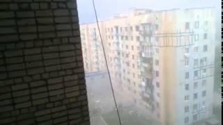 Обстрел Авдеевки: Боевики бьют по жилому дому 18.07