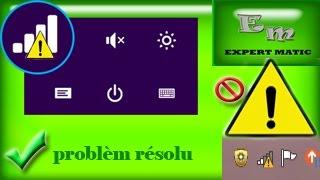 probleme de connexion wifi Connexion limitée resolution problem ''sans logiciel'' windows 8/7/Xp