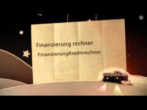hausfinanzierung rechner kreditrechner immobilien youtube. Black Bedroom Furniture Sets. Home Design Ideas