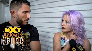 Johnny Gargano tries to change Candice's mind about wheels: WWE Network Exclusive, Oct. 28, 2020