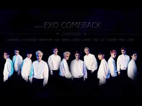 EXO - Overdose (Korean Ver.) MP3/AUDIO