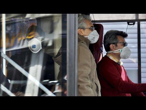 İran'da Koronavirüs 15 can aldı; Sağlık bakan yardımcısında da Kovid-19 tespit edildi