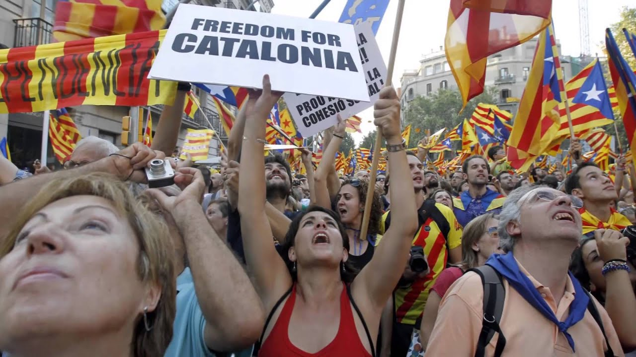Catalan people - YouTube