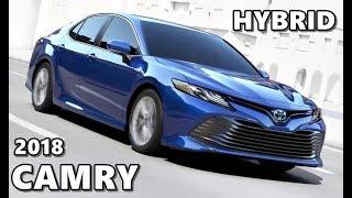 2018 Toyota Camry Hybrid System II Explained