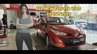 ALL NEW TOYOTA VIOS  XE  CVT  2019