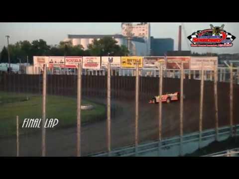 River Cities Speedway WISSOTA Late Model Heats (8/31/18)