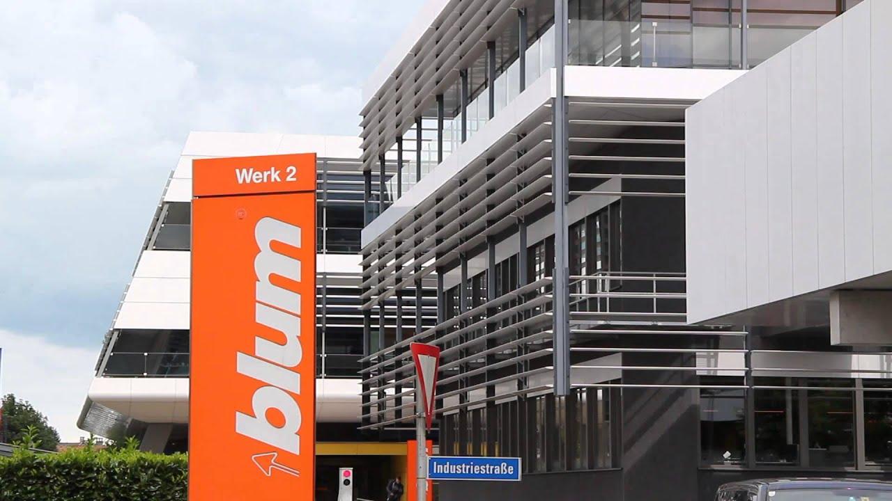 julius blum gmbh steigert umsatz auf 1 55 milliarden euro. Black Bedroom Furniture Sets. Home Design Ideas
