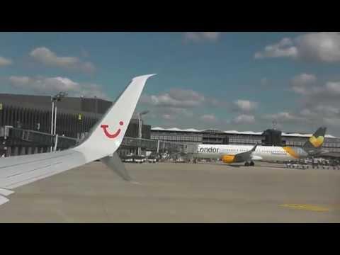 Tuifly Flight X3444 Hanover- Antalya