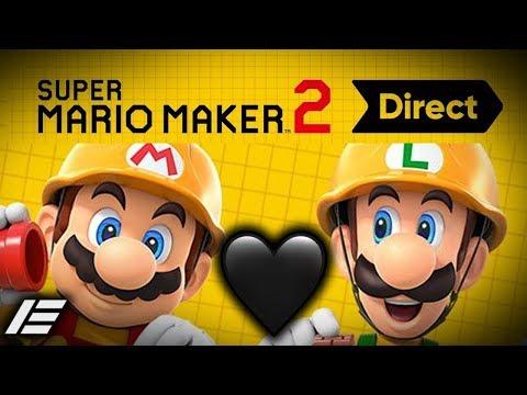 Download Etika Reacts To Super Mario Maker 2 Ft Cobi MP3