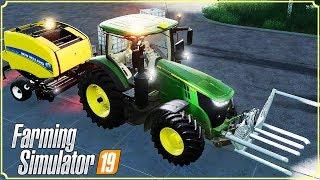 FARMING SIMULATOR 19 #51 - COMPRIAMO L'IMBALLATRICE w/AlexFarmer - GAMEPLAY ITA