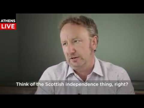 "Mark Blyth on Brexit, the EU, and ""Trumpism"""