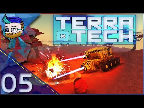 The Struggle Is Real | Community Voted Game | TerraTech #5