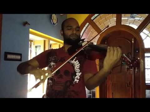 Ke tui bol (Herogiri) violin cover by Apratim Nayak