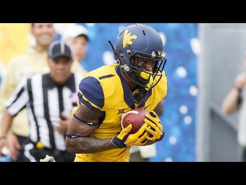 Missouri at West Virginia   2016 Big 12 Football Highlights