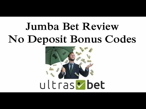 Jumba Bet Review No Deposit Bonus Codes 2019 Youtube
