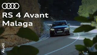 The new Audi RS 4 Avant – Malaga, Spain thumbnail