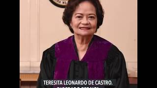 Chief Justice applicants undergo JBC interview