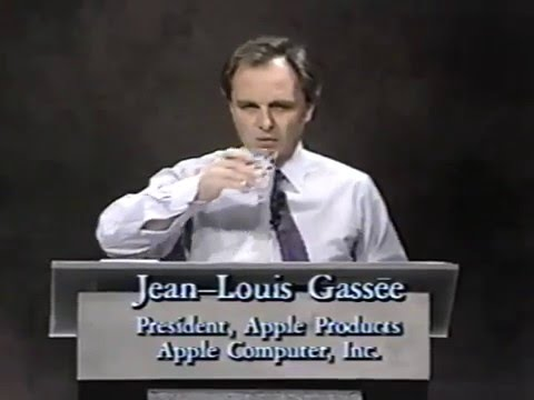The Macintosh Portable Introduction - September 20, 1989