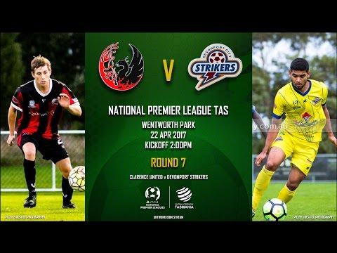 PS4 NPL TAS Round 7- Clarence v Devonport