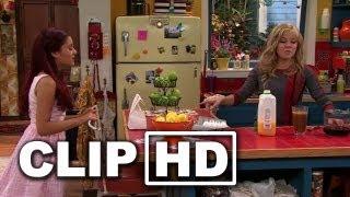 """""""Sam & Cat"""" Premiere Episode Clip - Jennette McCurdy & Ariana Grande"""