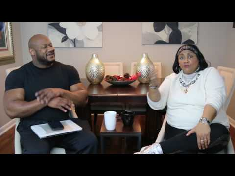 Walter Lee interviewing New Youtuber Cynthia D (Cuddles Talks). Part 1