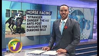 TVJ Sports News: Horse Race | 5th Diamond Mile Preview - November 8 2019