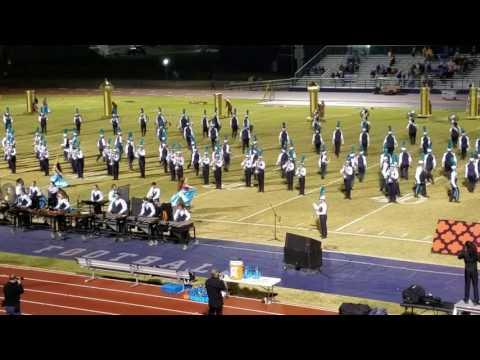 Siegel High School Marching Band  2016