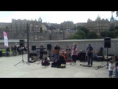 The Danny Lee Band singing Make Me Smile by Steve Harley & Cockney Rebel