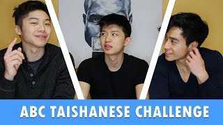 Is Taishanese Similar to Cantonese? We Try to Learn 5 Basic Phrases! | Chinese Language Challenge