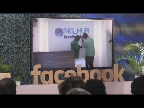 Facebook lance son premier hub technologique au Nigeria