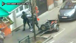 Video zeigt Anti-Terror-Einsatz: Spezialeinheit stellt Salah Abdeslam