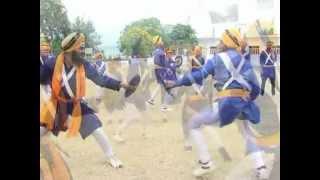 35 nangal dam gurudwara shri GHAAT SAHIB vaheguru da khalsa.mpg