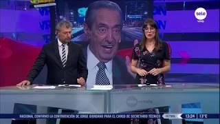 Homenaje Homero Rodríguez Tabeira - Teledoce HD