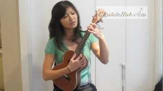 You and I Ukulele Chords Tutorial