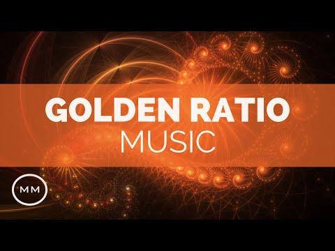 "Golden Ratio ""Phi"" Frequency (v2) - Fibonacci Sequence (1.618 Hz) - Monaural Beats"