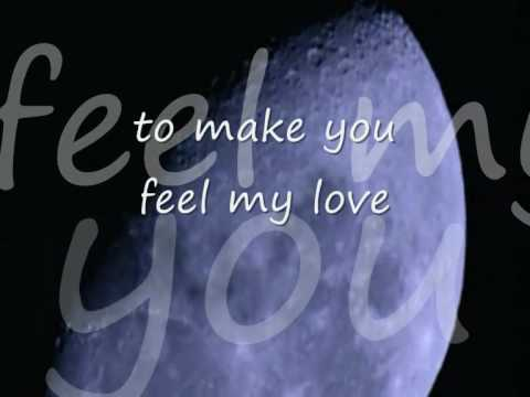 Adele - Make You Feel My Love - Lyrics