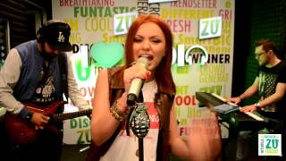 Alexandra Stan - Thanks for leaving | LIVE on Radio ZU