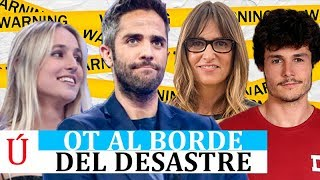 OJO  De la que se han librado Operación Triunfo, Maria Villar y Eurovisión 2019, Juan Magan responde
