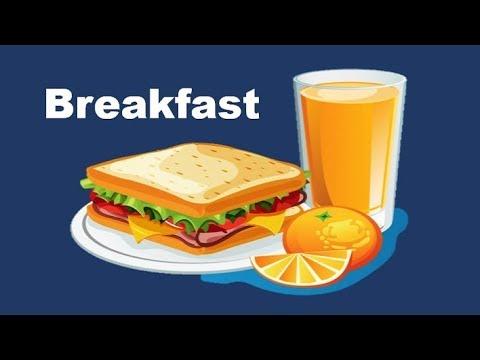 Desayunos basicos para ninos