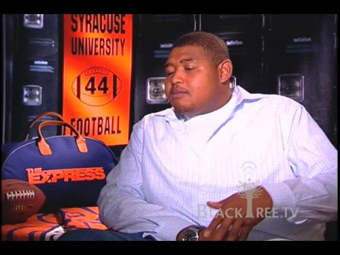 Omar Benson Miller Interview - The Express - YouTube