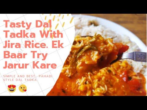 how to make dal tadka restaurant style   lockdown mai kya banaye   jhatpat taiyar