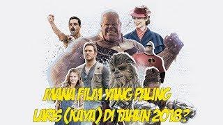 10 Film Box Office Dengan Keuntungan Fantastis Tahun 2018!