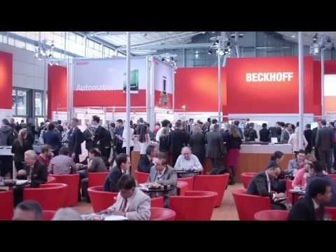 EN | Hannover Messe 2015, Day 1: Beckhoff Trade Show TV