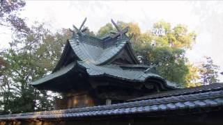 東方城と周辺の史跡めぐり-7熊野大神社