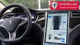 Купить Tesla Model S в России, посмотрев обзор
