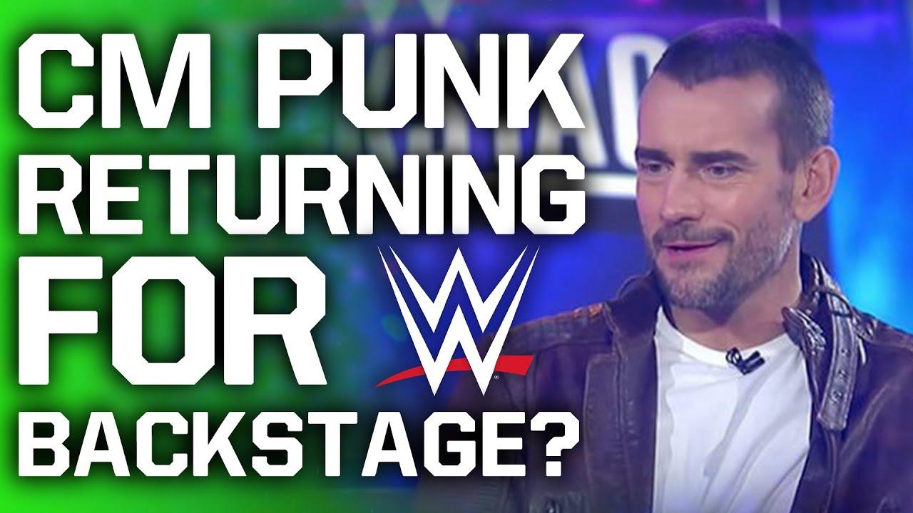 CM Punk Returning For WWE Backstage? | AEW Revolution 2021 Rescheduled